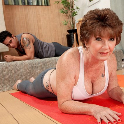 Bea Cummins Yoga and Young Cock